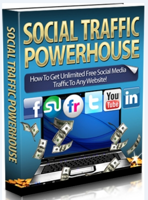Product picture Social Traffic Powerhouse