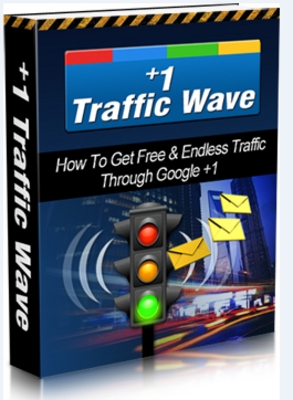 Product picture Google +1 Traffic Wave