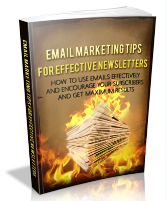 Product picture Email Marketing Tips Website